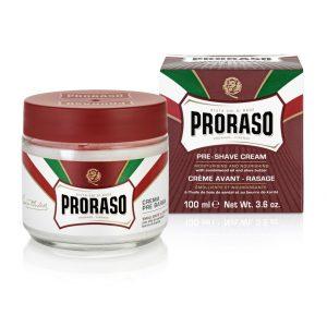 Proraso Red Pre Shave Balsem Cream 100ml