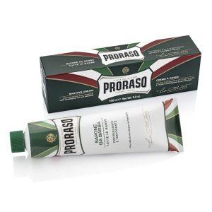 Proraso Green Shaving Cream Tube 150ml