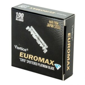 Euromax Single Edge Blades 100st