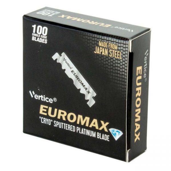 Euromax Single Edge Blades 100st