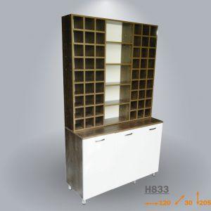 Chemiekast H833