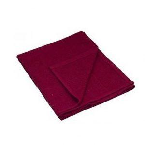 Handdoek Beauty-Tex Nano Rood 40x90cm