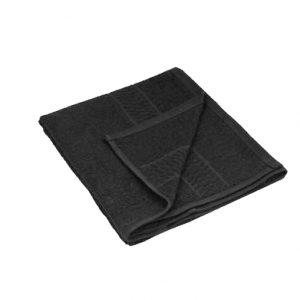 Handdoek Beauty-Tex Nano Zwart 40x90cm