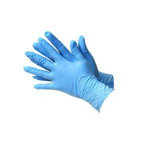 Nitril Handschoenen Blauw Small 100st