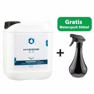 Pure Hygiëne 4.0 Desinfectie 5L
