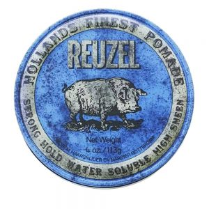 Reuzel Blue Str. Hold Water Soluble 113g