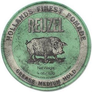 Reuzel Green Pomade Grease 113g