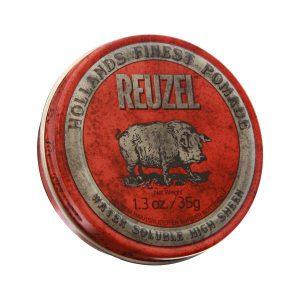 Reuzel Red Pomade Water Soulable 35g