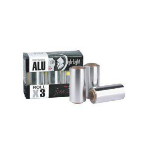 Sibel Aluminium Folie 3 Rollen 12mu 12CMx100M