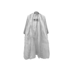 Wahl pin-striped Barber Cape
