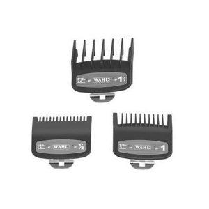 Wahl Opzetkamset Premium Nr. 0.5/ 1/ 1.5 (1,5-3,0-4,5mm) 3 Stuks