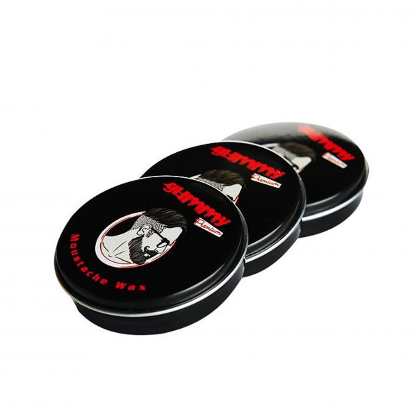 Gummy Premium Moustache Wax 20ml