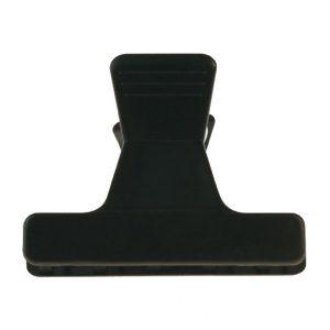 Verdeelklem Small Zwart 5,5cm 12st