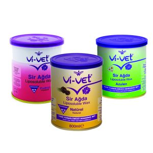Vi-vet Wax in Blik 800ml