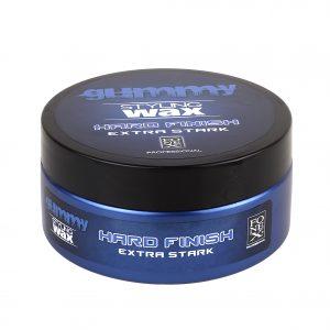 Gummy Styling Wax Hard Finish 150ml